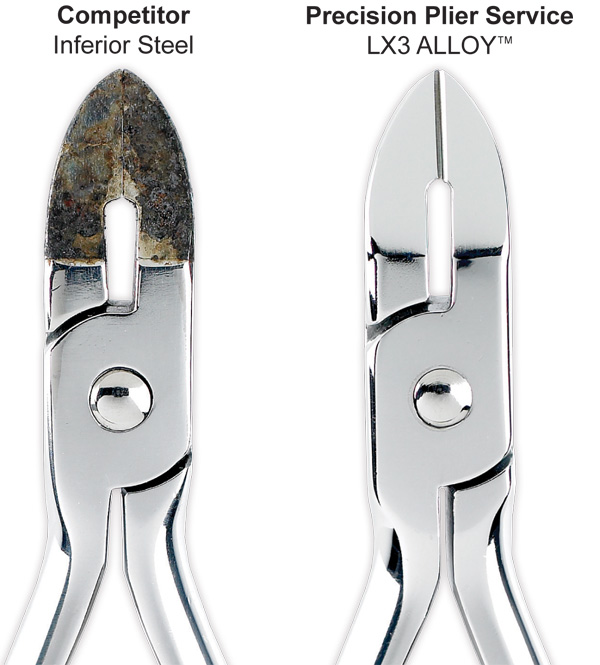 The LX3 Alloy Difference